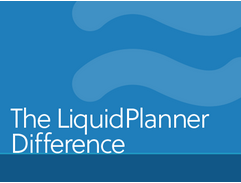 What Makes LiquidPlanner DIfferent?